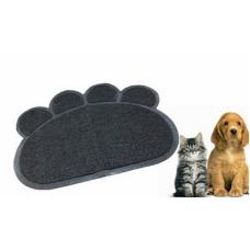 Лежак для собак и кошек Paw Print Litter Mat