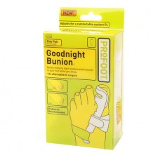 Фиксатор большого пальца ноги Valgus Goodnight Bunion