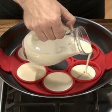 Форма для оладий и яиц Flippin' Fantastic