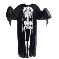 Костюм скелета (накидка)