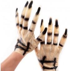 Перчатки из латекса Монстр