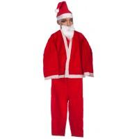 Детский костюм Санта Клауса