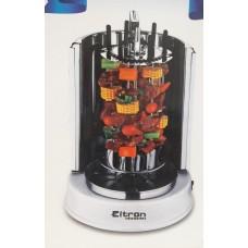 Электрошашлычница гриль Eltron EL-9301 на 6 шампуров 1800W