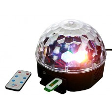 Диско шар Magic Ball с флешкой