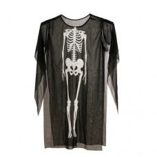 Накидка скелета детская