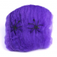 Паутина фиолетовая - декор на Хэллоуин