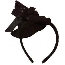 Шляпка ведьмы (ободок)