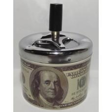 Пепельница 100 долларов