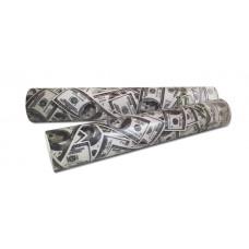 Хлопушка Доллары 30 см