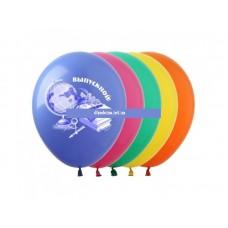 Воздушные шары Выпускной латексные 30 см