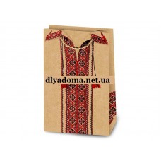 Подарочный пакет Вышиванка