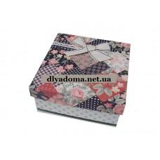 Коробка подарочная маленькая код 3111-3