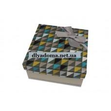 Коробка подарочная маленькая код 3111-4