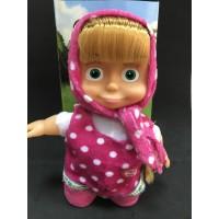 Кукла Маша повторюшка танцует и поет