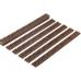Антиприсадные шины от птиц коричневые 10 шт